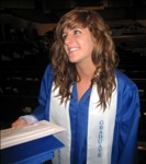 Just Graduated!!!. Britt Edited Grad.jpg. Uploaded by Ginger Ireland on 6/3/2008.