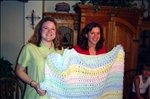 BabyShower_BlanketMadeByJessica.jpg uploaded by ehoffmann on 02/24/2004
